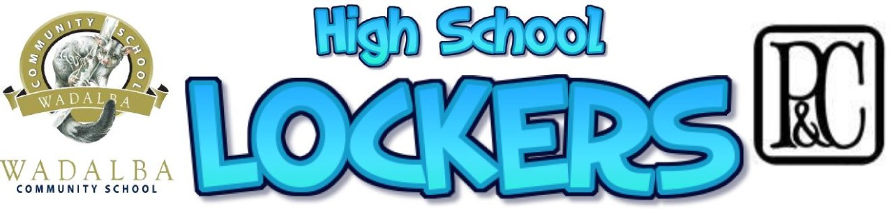 Avaliable Now - High School Lockers for Hire